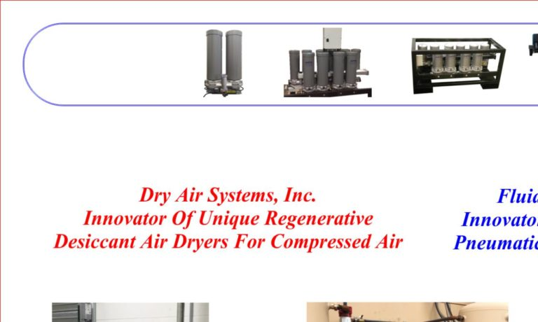 Dry Air Systems Inc.