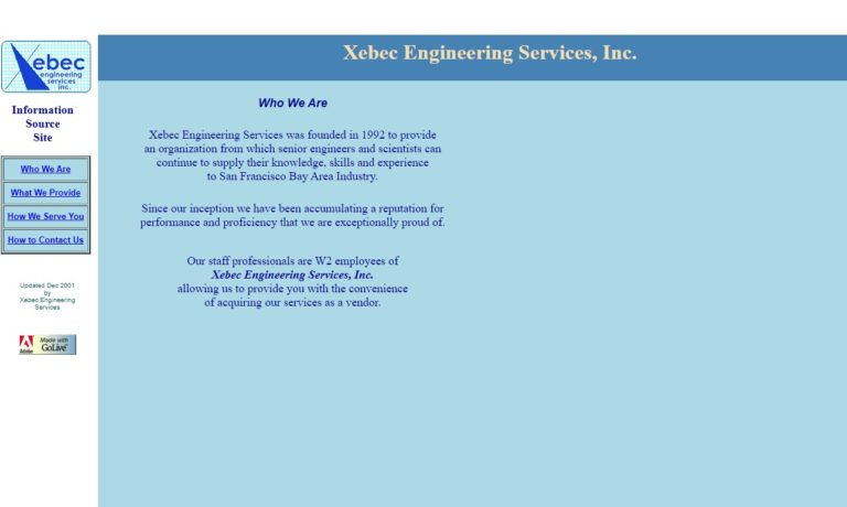 Xebec Engineering